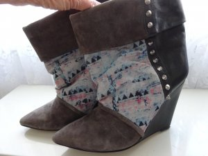 Isabel Marant Boots Wedges KATE Nieten studded Boots 41