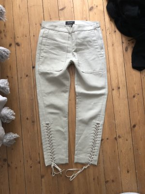 Isabel Marant Chino Schnürung Lace Up Hose Slim