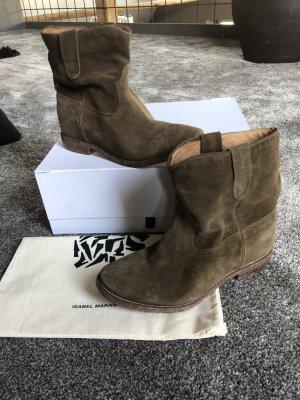 Isabel Marant Chrisi boots neu