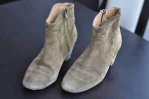 Isabel Marant Dicker Boots camel