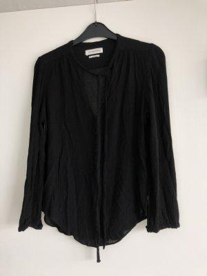 Isabel Marant Etoile Bluse schwarz