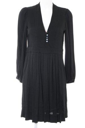 Isabel Marant Étoile Abito blusa nero stile professionale