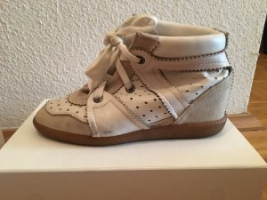 Isabel Marant Étoile Bobby wedge sneakers