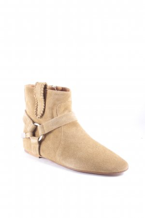 Isabel Marant Étoile Boots camel Country-Look