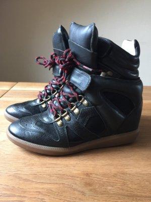 ISABEL MARANT ETOILE Buck Tibetan Boots