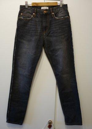 """Isabel Marant Étoile Dark Jeans """"Toya"""" used Look Gr. 36 (28/29"""")"""