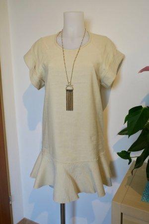 Isabel Marant Étoile Abito a maniche corte beige-beige chiaro