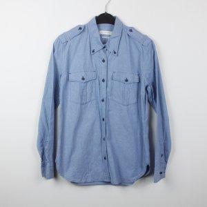 Isabel Marant Etoile Hemd Gr. 36 blau (18/11/298/E)