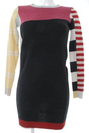 Isabel Marant Étoile Langarmkleid Colourblocking Street-Fashion-Look