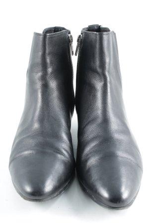 Isabel Marant Étoile Reißverschluss-Stiefeletten schwarz Casual-Look