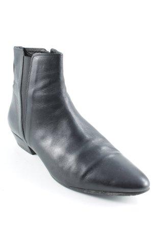 Isabel Marant Étoile Stivaletto con zip nero stile casual