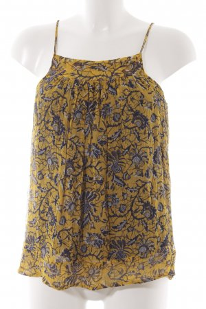 Isabel Marant Étoile Seidenbluse florales Muster Casual-Look