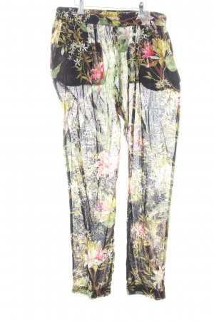 Isabel Marant Étoile Stoffhose Allover-Druck Casual-Look
