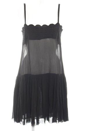 Isabel Marant Étoile Trägerkleid schwarz extravaganter Stil
