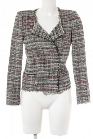 Isabel Marant Étoile Tweedblazer Vichykaromuster 60ies-Stil