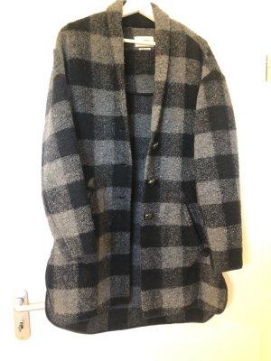 Isabel Marant Étoile Oversized Coat black-dark grey