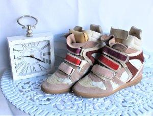 Isabel Marant gr 39 Turnschu Wedges High Top Sneaker