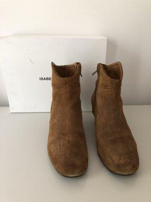 Isabel Marant, Gr.40, Dicker Boots, Camel