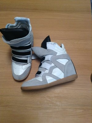Isabel Marant High Top Sneaker Bekett