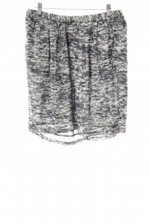 Isabel Marant High Waist Rock abstraktes Muster Casual-Look