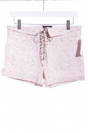 Isabel Marant High-Waist-Shorts mehrfarbig Romantik-Look