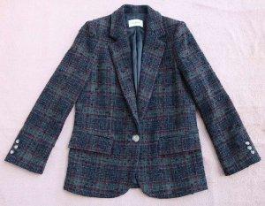 Isabel Marant Étoile Wool Blazer multicolored wool