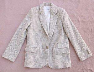 Isabel Marant Étoile Wool Blazer cream-beige wool