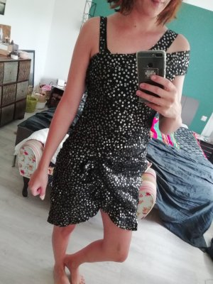 Isabel Marant Kleid Minikleid Cocktailkleid Party Pailletten