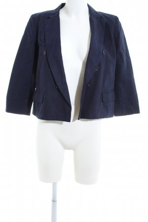 Isabel Marant Kurz-Blazer blau Business-Look