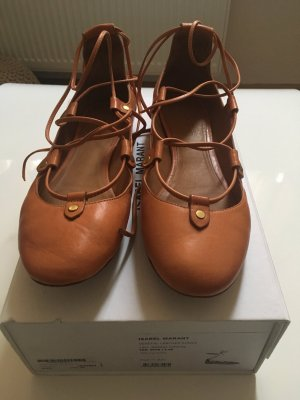 Isabel Marant lace up Ballerinas