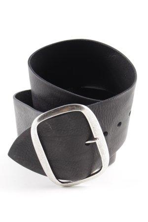 Isabel Marant Leather Belt black business style