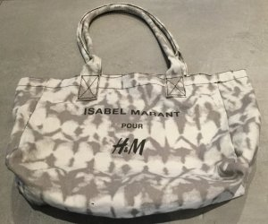 ISABEL MARANT POUR H&M CANVAS TASCHE