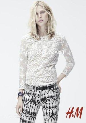ISABEL MARANT pour H&M Ethno-Spitzentop