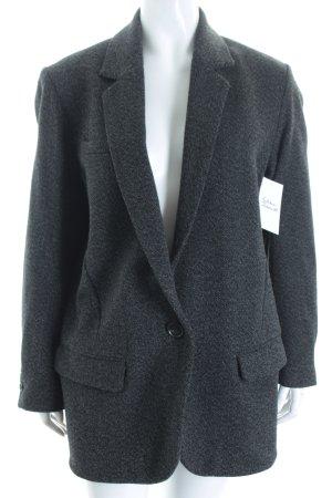 Isabel Marant pour H&M Kurzmantel anthrazit-grau meliert Street-Fashion-Look