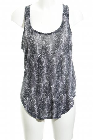 Isabel Marant pour H&M Longtop abstraktes Muster Casual-Look