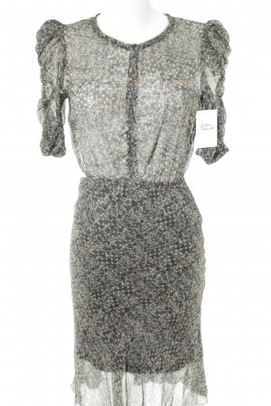 Isabel Marant pour H&M Minikleid mehrfarbig Romantik-Look