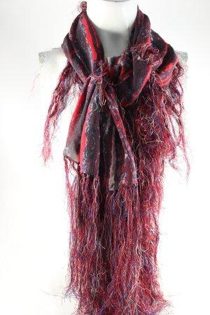 Isabel Marant pour H&M Seidentuch Streifenmuster Gypsy-Look