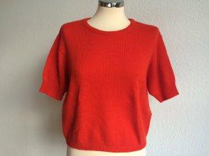 ISABEL MARANT Pullover 100% Cashmere, Gr. 40 fr/ 38 dt rot