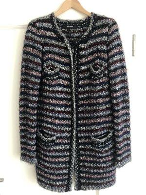 Isabel Marant Manteau en tricot multicolore