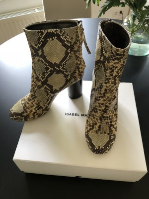 Isabel Marant Python Boots