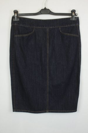 Isabel Marant Rock Jeansrock Gr. frz 42 / dt 40 denim blue