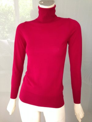 Isabel Marant Rollkragen-Pullover XS 34 Neu Rot Turtleneck Sweater Red