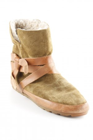 Isabel Marant Schlüpf-Stiefeletten camel Casual-Look