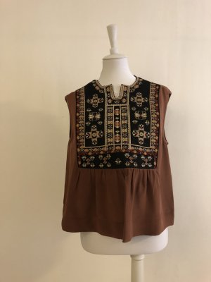 Isabel Marant Seiden Top