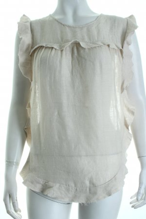 Isabel Marant Shirt beige Casual-Look
