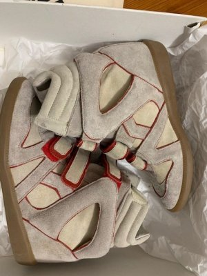Isabel Marant Sneaker Brand Neu