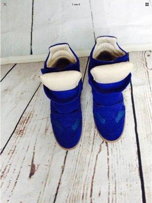 ❤️Isabel Marant Sneaker fr41 dt40 Azurblau ❤️