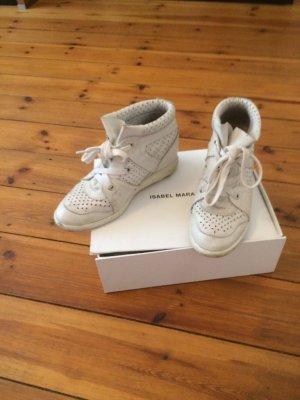 Isabel Marant Sneaker in 41, Bobby, leder Sneaker