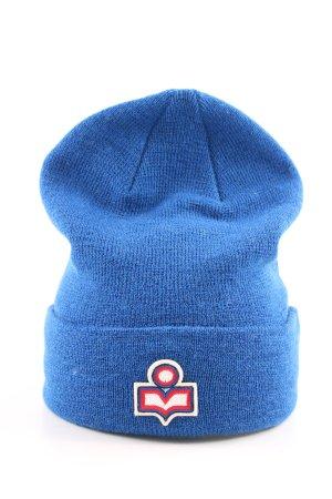 Isabel Marant Fabric Hat blue athletic style