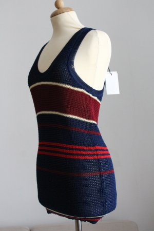 Isabel Marant Étoile Top lavorato a maglia multicolore Tessuto misto